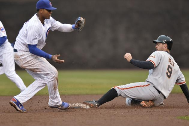 Rapid Reaction: Giants 7, Cubs 6