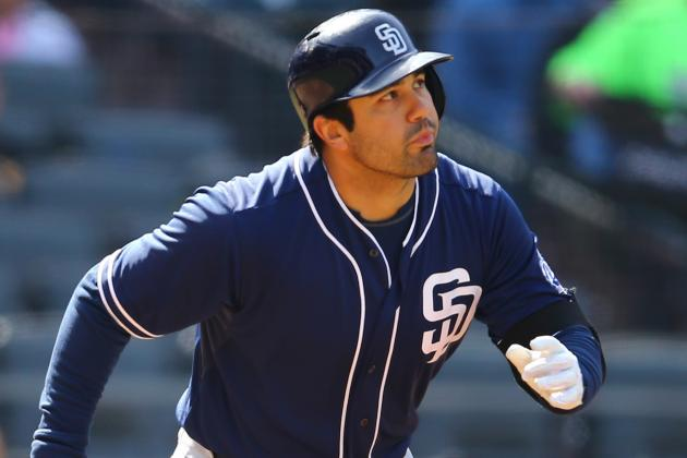Carlos Quentin Back in Lineup vs. Dodgers