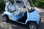 Jordan's Golf Car Is Pretty Amazing