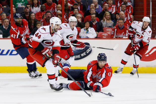 ESPN Gamecast: Hurricanes vs. Capitals