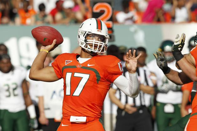 Miami Hurricanes Spring Game 2013: Date, Start Time, TV Info and More