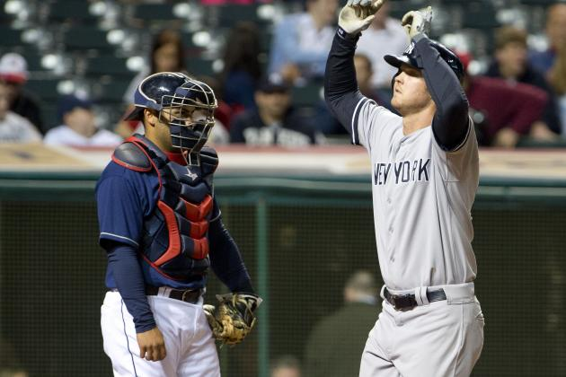 MLB Gamecast: Yankees vs Indians