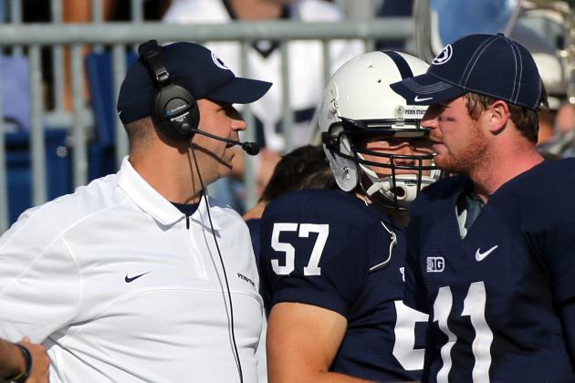 Penn State Football: Bill O'Brien Believes Patience Is a Skill He Can Improve