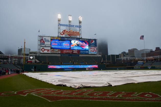 Tonight's Game Delayed