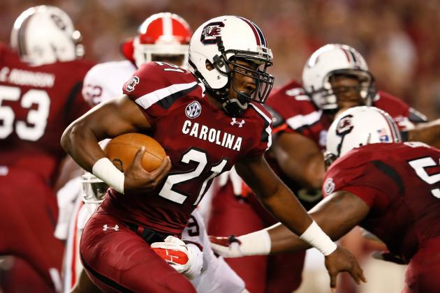 Marcus Lattimore Scouting Report: NFL Outlook for South Carolina RB