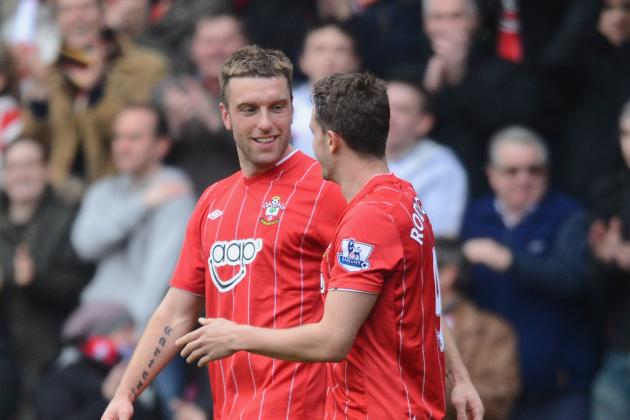 Southampton Boss Backs His Duo Rickie Lambert and Jay Rodriguez for England