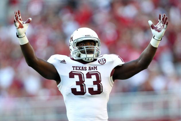 Christine Michael Scouting Report: NFL Outlook for Texas A&M RB
