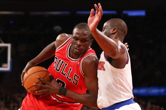 NBA Gamecast: Knicks vs. Bulls
