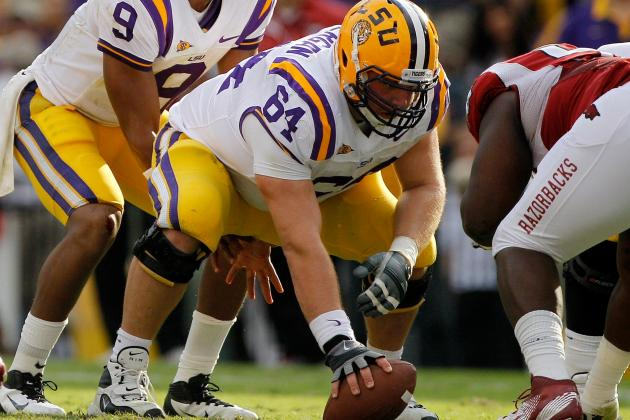 P.J. Lonergan Scouting Report: NFL Outlook for LSU C