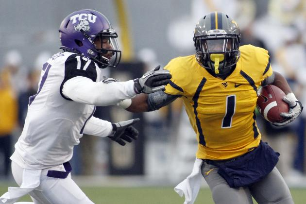 Tavon Austin Scouting Report: NFL Outlook for West Virginia WR