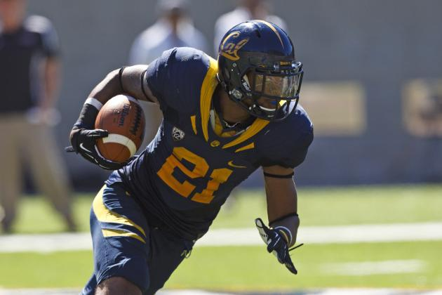 Keenan Allen Scouting Report: NFL Outlook for California WR