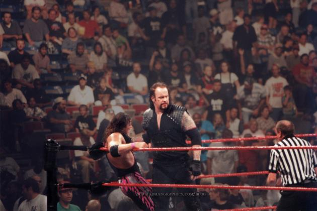 Bret Hart Comments on Who He Thinks Should End Undertaker's Streak