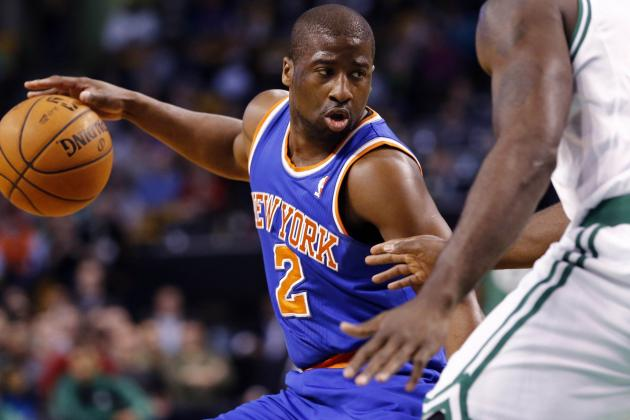 Why Raymond Felton Will Be the Key to NY Knicks' Postseason Success