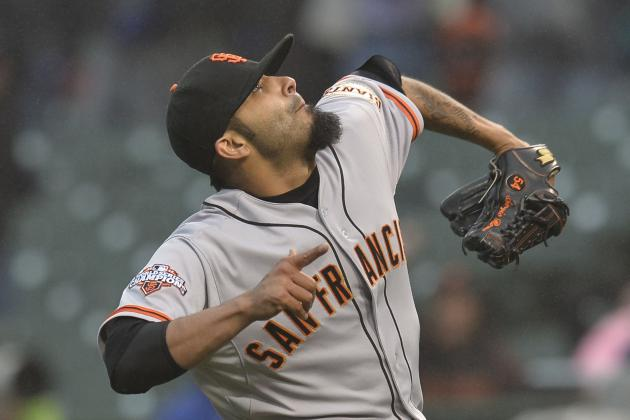 Sergio Romo Is off to an All-Star Start