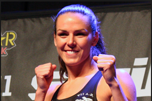 Alexis Davis: I'd Fight Fallon Fox