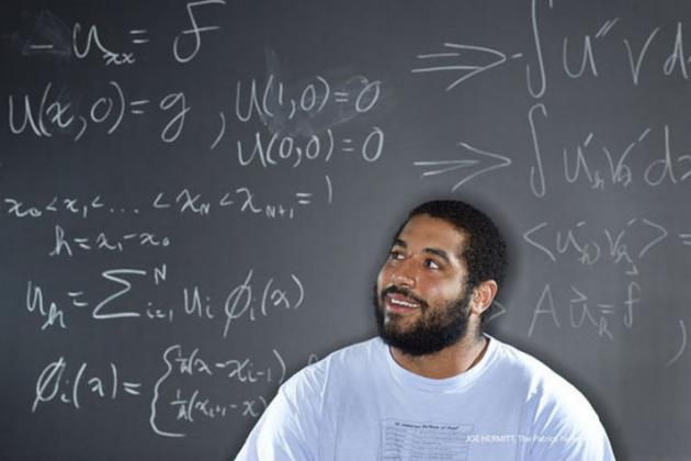John Urschel Chooses His Sport over His Love of Math