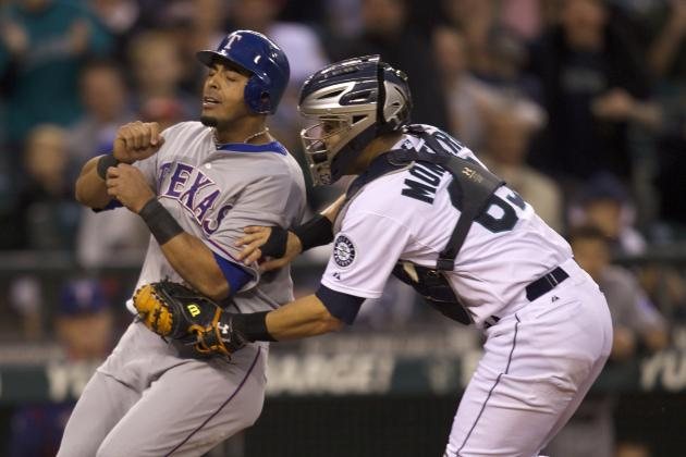 ESPN Gamecast: Rangers vs. Mariners