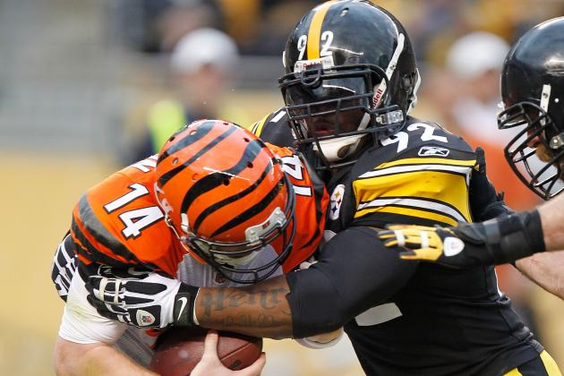 James Harrison's Visit Impresses Cincinnati Bengals