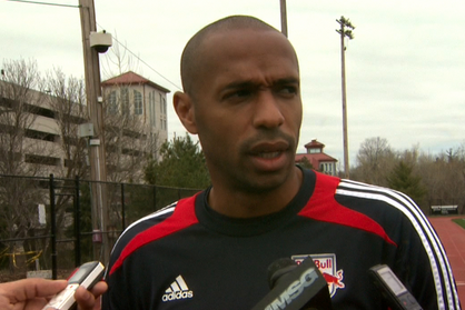 WATCH: Thierry Henry Sends Message of Support to Kevin Alston