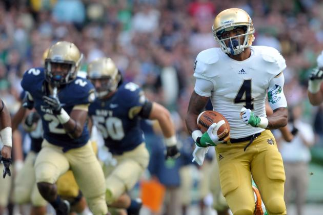 College Football Spring Games 2013: Top Position Battles and Lessons We'll Learn