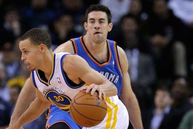 NBA Gamecast: Thunder vs. Warriors