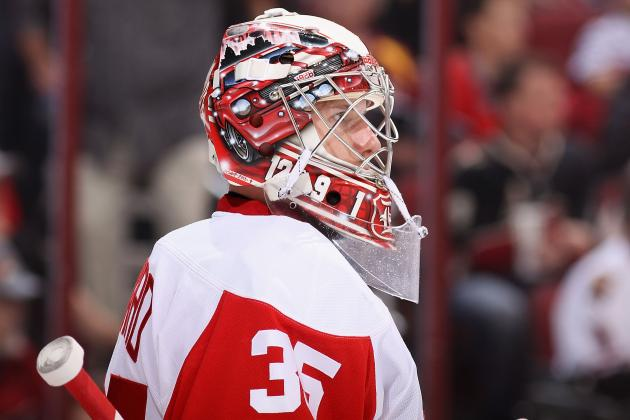 Detroit Red Wings: Is the Jimmy Howard Contract a Good Idea?
