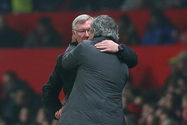 Sir Alex Ferguson: Would CL Title Make Jose Mourinho More 'Special' Than SAF?