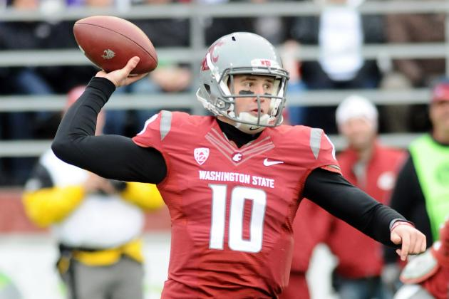 Jeff Tuel Scouting Report: NFL Outlook for Washington State QB