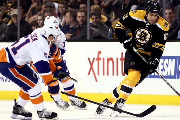 Rapid Reaction: Islanders 2, Bruins 1
