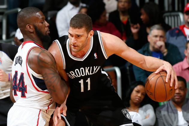 Why Brook Lopez Will Be the Key to Brooklyn Nets' Postseason Success