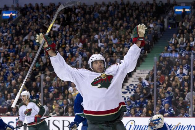 Devin Setoguchi and the Minnesota Wild Are Really Missing Center Matt Cullen