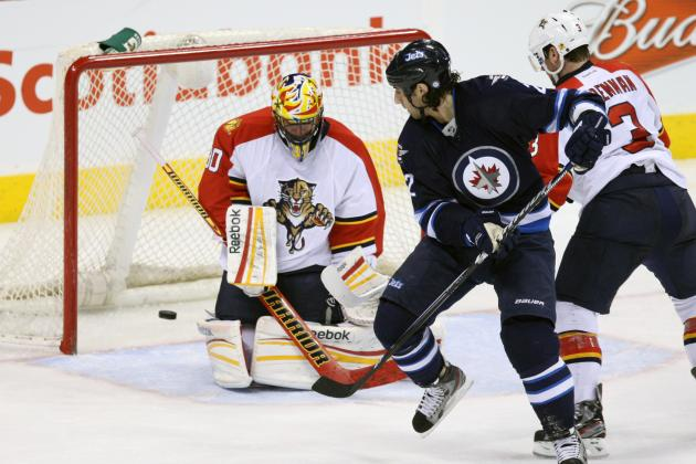 Kane, Jets Light Up Panthers
