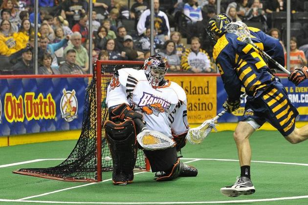 National Lacrosse League: Can the Buffalo Bandits Make the Playoffs?