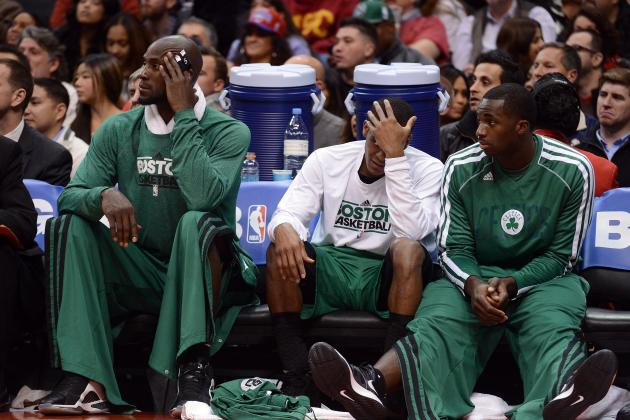 Predicting Which Boston Celtics Players Won't Be Back Next Season