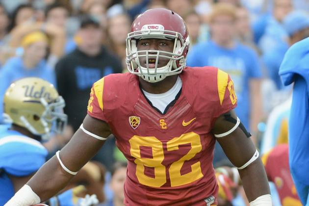 USC's Depth at Tight End Takes Another Hit