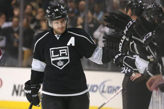Los Angeles Kings Beat Avalanche 3-2 in a Shootout to Remain Fourth in the West