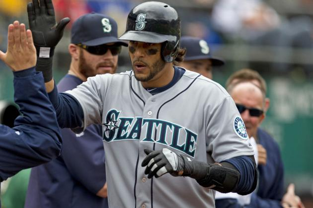 Michael Morse Fractures Pinky, out 3-7 Days