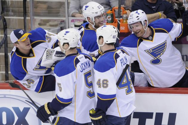 St. Louis Blues: Blues' Hot Streak Resembling Run of 2012 Kings