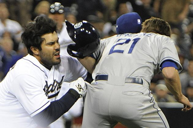 The Dodgers Won Twitter After the Brawl vs. the Padres