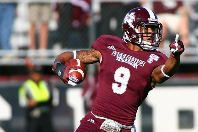 Darius Slay Scouting Report: NFL Outlook for Mississippi St. CB