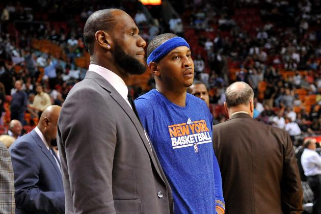 Why NY Knicks Are the Only Team That Can Stun Miami Heat