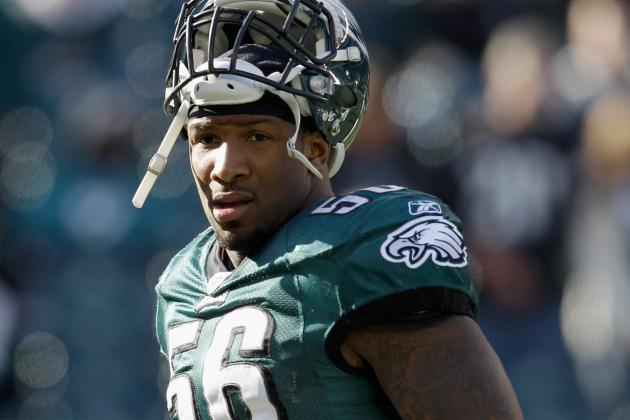 Source: Former Eagles Linebacker Akeem Jordan Visiting Chiefs Today