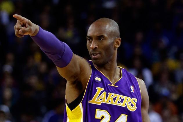 Kobe Says He Can Play Five More Years… but Don't Bet on It