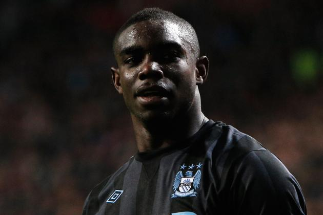 Manchester City's Micah Richards Banned from Driving for Six Months