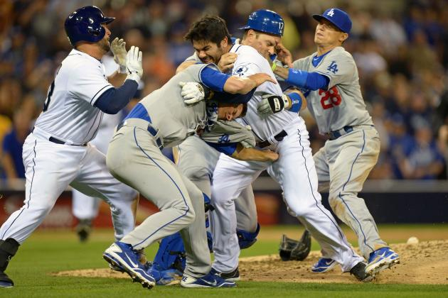 How Zack Greinke's Broken Collarbone Will Impact Dodgers' Star the Rest of 2013