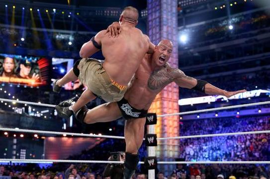 WWE: The Rock's Injury Also Kept Brock Lesnar off the Post-WrestleMania Raw