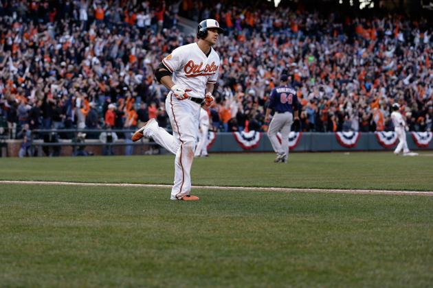 Baltimore Orioles Players Who You Want Up Most with the Game on the Line