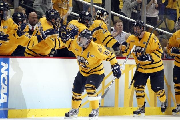 Frozen Four 2013: Preview and Prediction for Quinnipiac vs. Yale Title Game