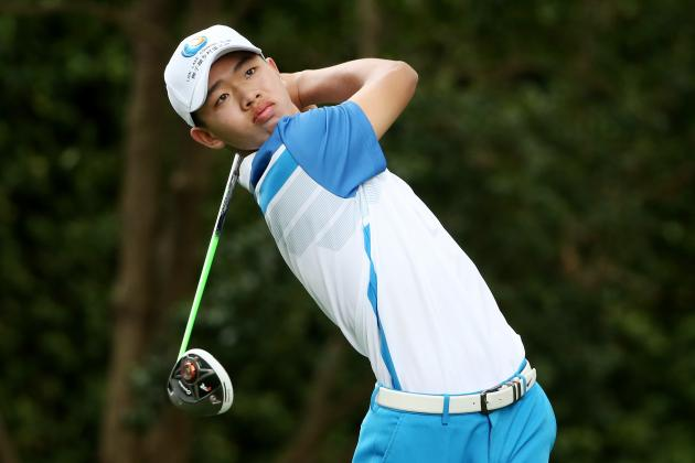 Tianlang Guan's Masters Debut Already Successful Regardless of Finish