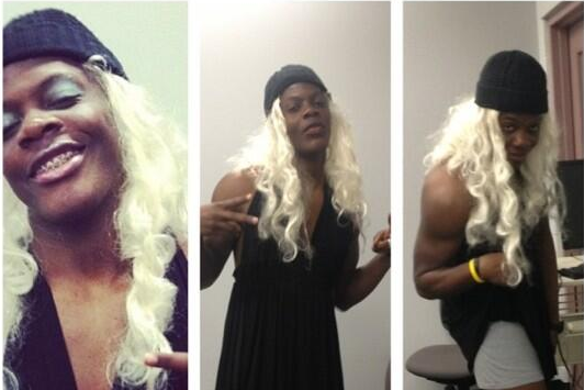 Teddy Bridgewater: Louisville Quarterback in Drag (PHOTOS)